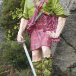 New Rob Roy Statue