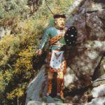Rob Roy Statue 1926